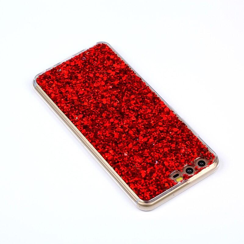 Fashion Glitter Bling Cover för Huawei P10 väska Candy Colourful - Reservdelar och tillbehör för mobiltelefoner - Foto 5