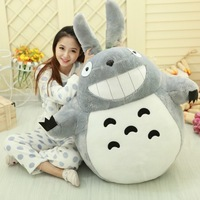 1pcs 60cm Stuffed Animal Totoro Cartoon Movies Plush Toys Baby Toy High Quality Dolls Girl S