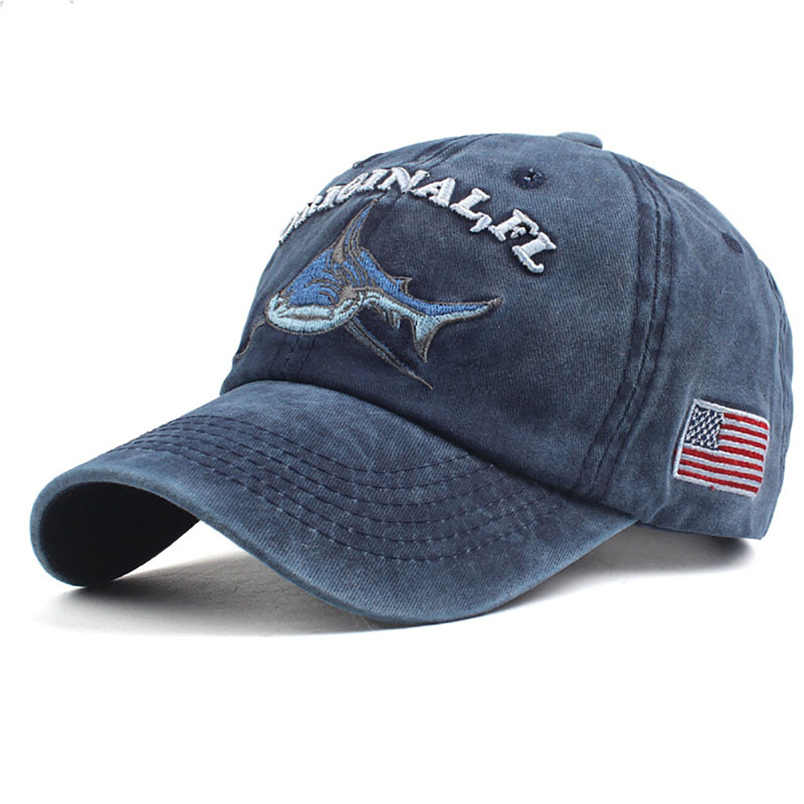 f42a0d5858956 2018 Summer Baseball Hat Women Men Vintage Embroidery Letter Cartoon Whale  Cap Fashion Casual Baseball Cap