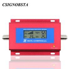 Nouvel affichage LCD cellulaire 2G gsm900mhz pour amplificateur de répéteur de téléphone portable avec adaptateur dalimentation avec le meilleur prix en gros