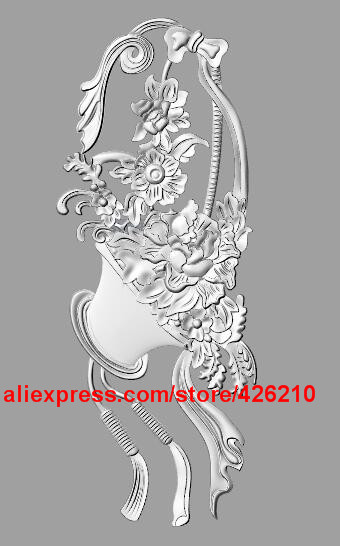 Cnc Wood Carving Machine 3d Stl Model Relief Used For Furniture Door Model
