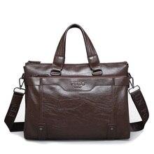 4d8af809b55c Men s Bags 2017 Famous Luxury Brand POLO Leather Handbag Briefcase Messenger  Bag Men Leather Crossbody Bag