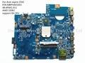 Para acer aspire 5542 48.4fn01.011 mbpha01001 motherboard laptop 100% testado