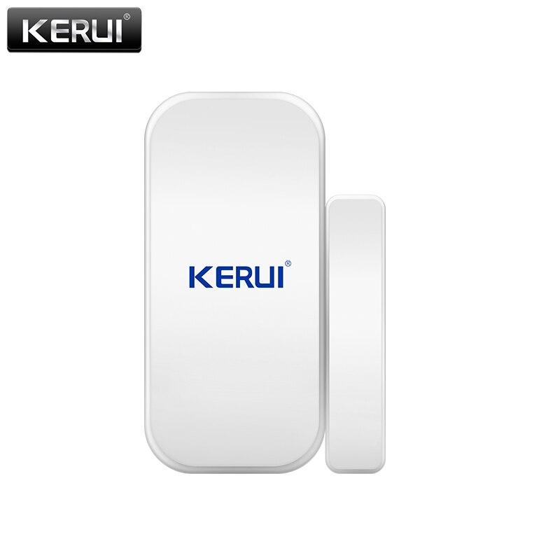 Nouveau 433 mhz Sans Fil Porte/fenêtre Capteur Pour GSM RTC Accueil Système D'alarme de Sécurité À Domicile Voix Alarme Antivol Intelligent système