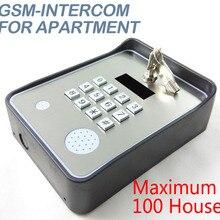 Беспроводной аудио видео-домофон для открывания двери беспроводной контроллер доступа и аварийного сервис поможет вызова dc12v Потребляемая мощность