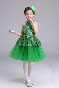 Image 3 - Ballet Tutu Dress Girls Gymnastics Leotard Dancewear Ballet Clothes Children Ballerina Costume Discount Ballet Tutus