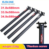 Folding Bike Carbon SeatPost 33 9mm Bicycle Seat Post 3K Carbon Fiber Cycling Accessories 31 8mm