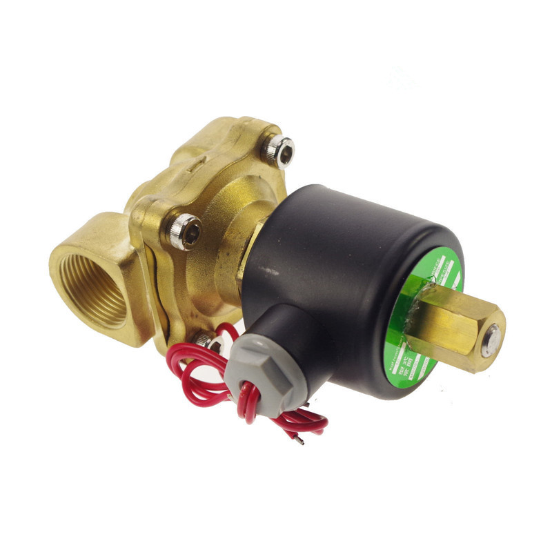 Electric Solenoid Valve Water Air N/O AC220V 3/4