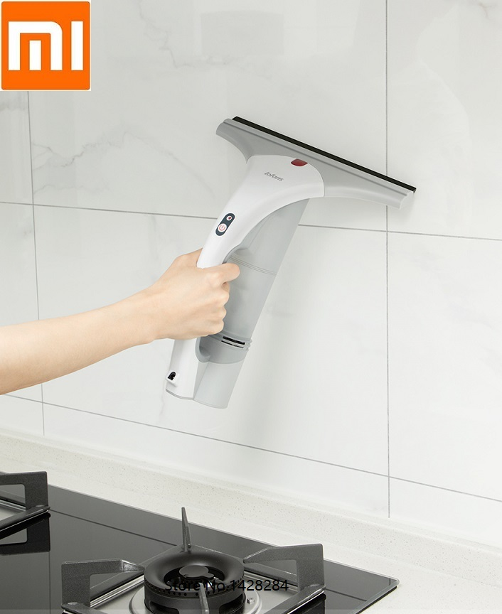 Xiaomi lofans électrique verre nettoyage fenêtre cuisine bureau nettoyant sans fil portable forte aspiration nettoyeur brosse Robot