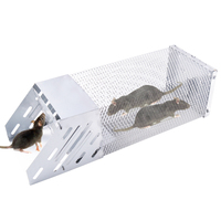 Continuous rat Catcher Trap Duty Mouse Pest Animal Mice Hamster Cage Control Bait Rodent Repeller Catch MouseHamster Mouse Trap