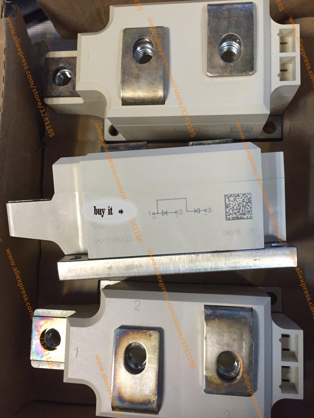 Free Shipping NEW SKKD380/22H4 MODULE
