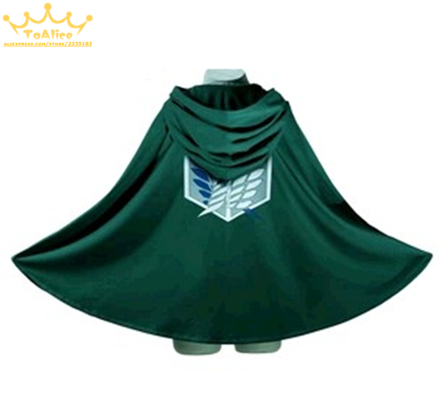 Attack On Titan Cosplay Costumes Hoodie