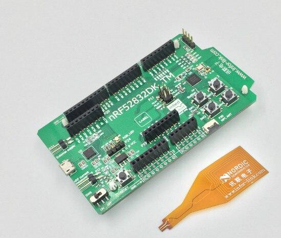 Livraison gratuite rapide 5 pcs/lot NRF52832DK_TM bluetooth 4.0BLE ANT pour ARDUINO Bluetooth 4.0 module de carte de développement - 4