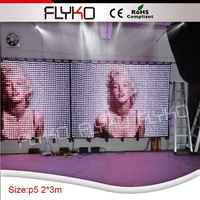 soft backdrop indoor free shipping P50mm fireproof commercial video curtain drop 7ft x 10ft