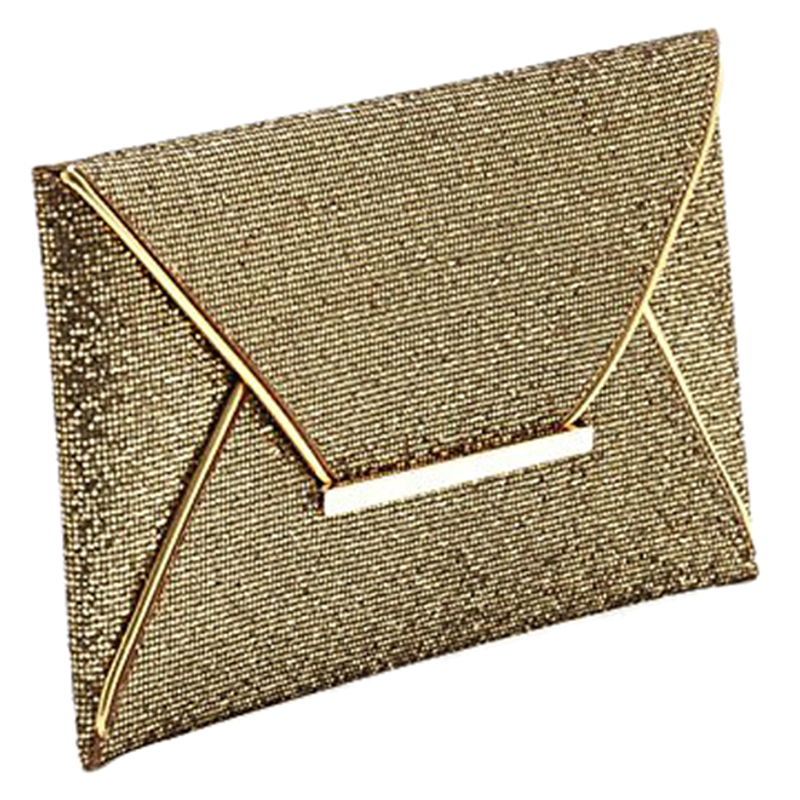 Hot Fashion Womens Sequins Envelope Bag Evening Party Purse Clutch Handbag Gold fashion hot new aotian glitter sequins spangle handbag party evening clutch bag wallet purse dropshipping 72 24