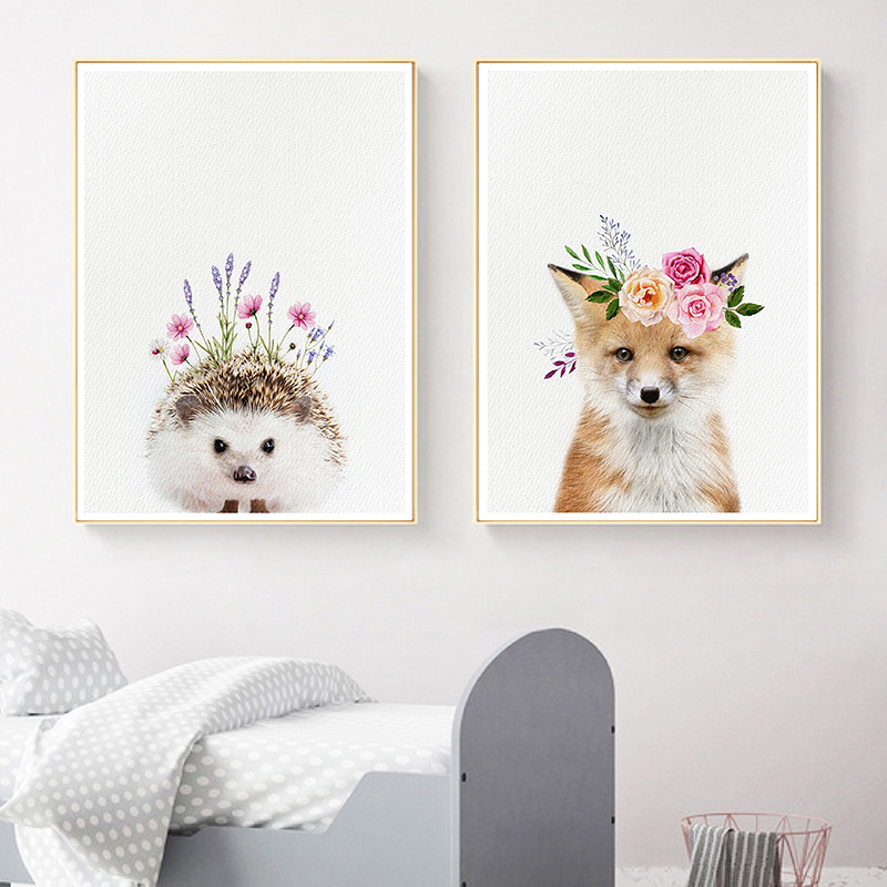 CROWN CANVAS PICTURE PRINT WALL ART 20 X 20 INCH FREE DELIVERY