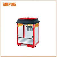Одобренная CE машина для попкорна цена