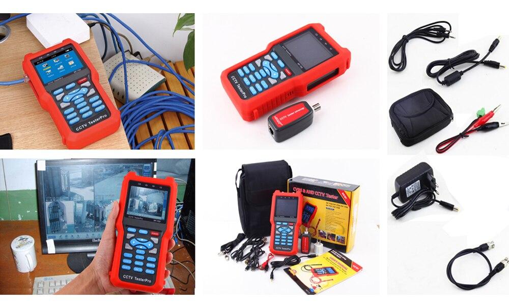 Original NOYAFA NF-702 multifonctionnel Lan testeur téléphone fil diagnostiquer tonalité réseau câble testeur trouveur outil de sertissage - 6