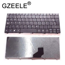 GZEELE New for Gateway Mini LT21 LT32 LT22 LT23 LT25 LT27 LT28 LT40 Keyboard Spanish SP Teclado or Latin LA black