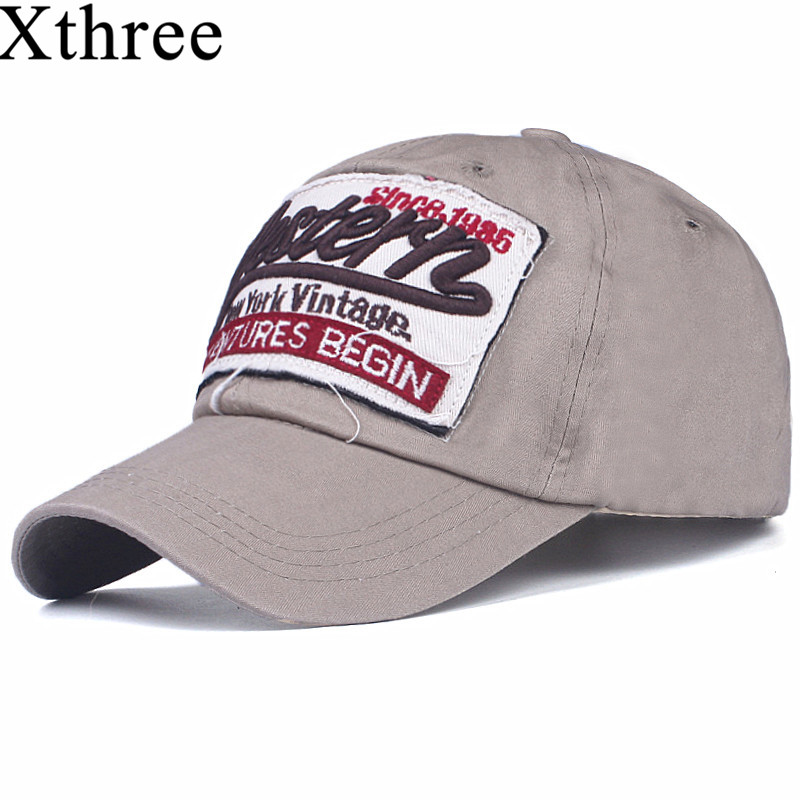 Xthree Limited sales promotion cotton men's baseball cap embroidery cap snapback hat for women gorras casual casquette e cap xthree fashion snapback hat baseball cap cotton casquette bone gorras hat for men women cap hat letter cap