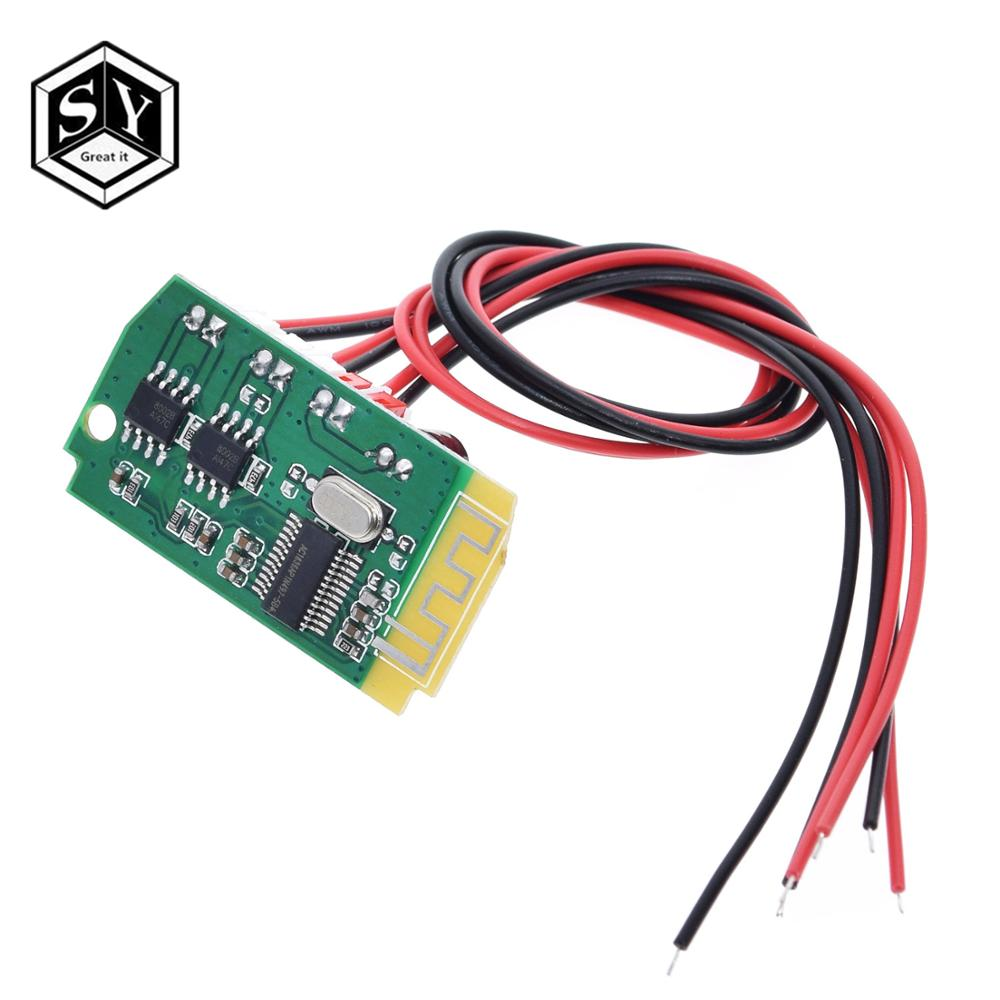 DIY Bluetooth 5.0 Power Amplifier Board Module 2x15W//10W AUX Audio 7.1 x 4.3CM