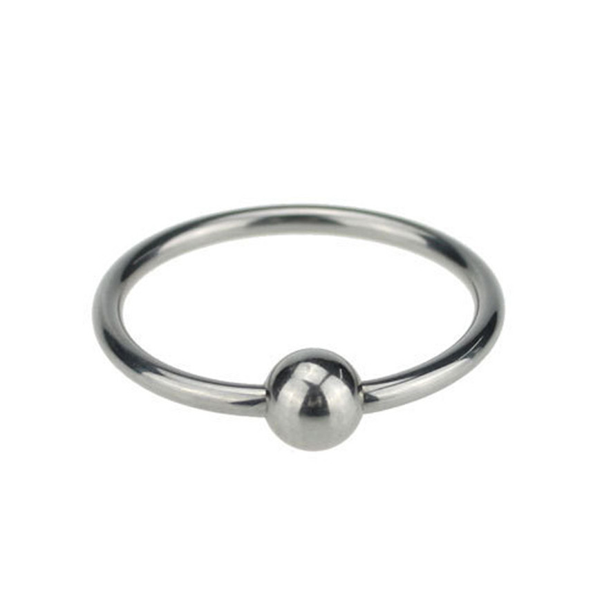 Prison Bird Male Stainless Steel Small Cock Cage Penis Ring Chastity Device With -8976