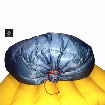 Ice Flame 7D 800FP Goose Down QUILT Sleeping Bag  5
