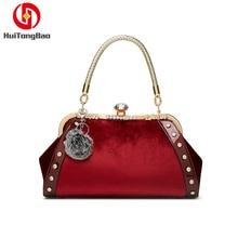New womens bags European American fashionable handbags simple brides tote bag  diamond chain