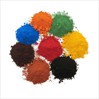 1kg professional water-soluble Iron oxide inorganic industrial toner powder color tile paint cement floor plastic coloring