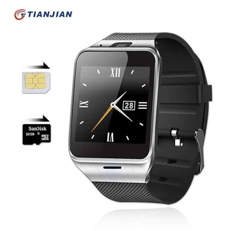 Smartwatch gv18 bluetooth mp3 sim/gsm android
