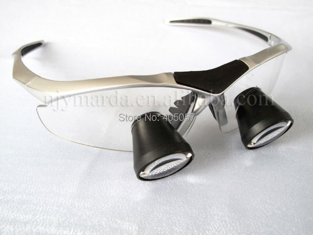 516ad361915c Dental TTL Loupes 3.0x Wide Working Distance FREE SHIPPING-in ...
