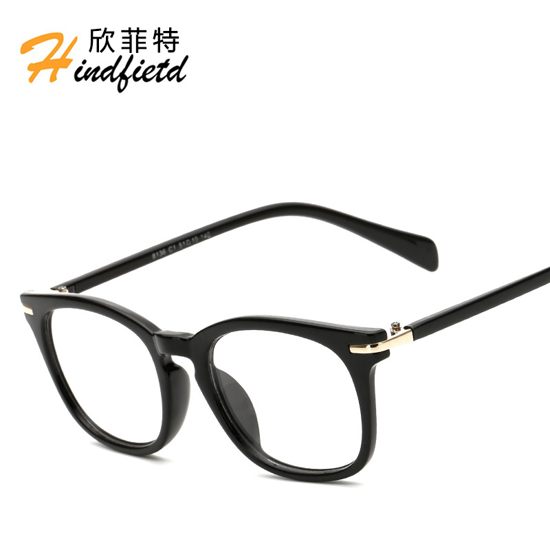 new glasses hipster glasses frame student flat restoring ancient ways using the big box of high