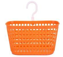 Кухня Ванная Настольный пластиковый для хранения подвесные корзины приправа