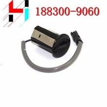 PDC Sensor de Aparcamiento PZ362-00201-C0 Parachoques Reverse Assist para Camry 30/40 RX 188300-9060 Negro Plateado