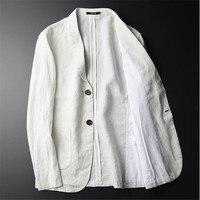 Yeni Rahat Blazer Erkek Moda Artı Boyutu Iş Slim Fit Ceket marka Suits Blazer Ceket Düğme Takım Erkekler Ceket Için Erkek A3645