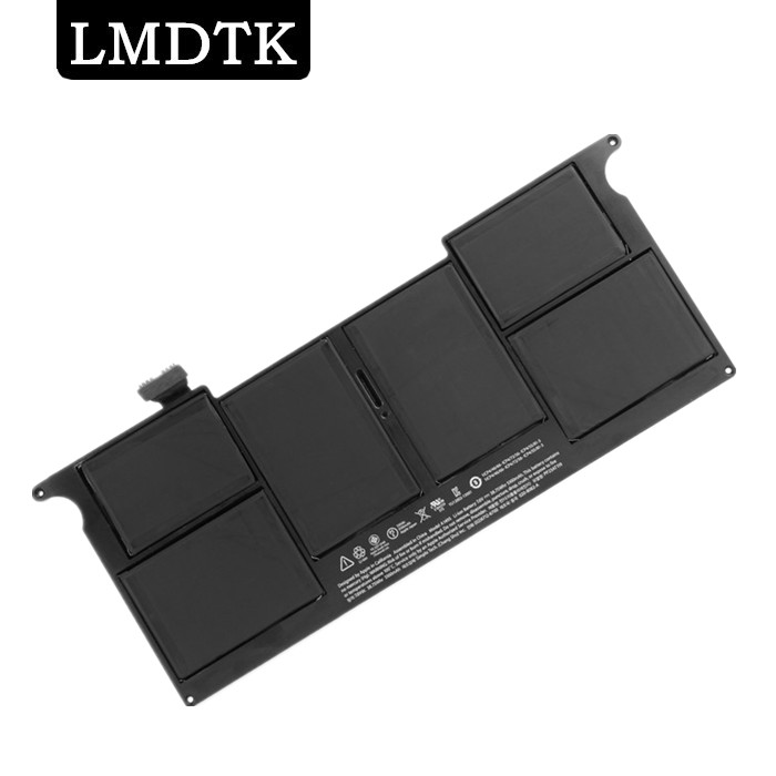 LMDTK new  Laptop Battery For FOR Apple  MacBook Air 11 A1465 A1495  MD711LL/A (2013) MD711/A MD712/A MD711/B MD712/B new for 5 5 keneksi omega touch screen panel digitizer glass sensor replacement free shipping