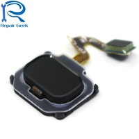 10pcs Lot New Sensor Home Button Return Key Manu Touch Fingerprint Flex Cable Ribbon For Samsung