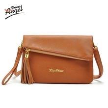 Angel Voices!Women Bags Casual Women Messenger Bag Women PU Handbags Women Famous Brands Shoudler Bag Clutch Bags Bolsa Feminina