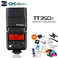 Godox TT350F für Fujifilm Speedlite Kamera Flash TTL HSS GN36 High Speed 1/8000 S 2 4G Wireless für fuji X T20 X A3 X T10 X Pro2-in Blitze aus Verbraucherelektronik bei