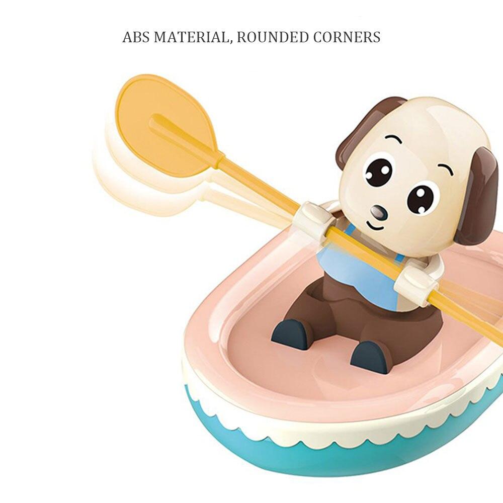 Игрушка для щенков, гребля, игрушка для собак, многоцветная, для ванной, для выращивания, для дома, для гребли, игрушки для собак, развивающие