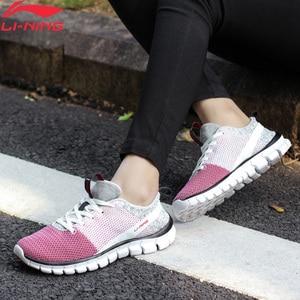 Image 2 - لى نينغ النساء 24H الذكية أحذية تدريب سريعة بطانة لى نينغ تنفس أحذية رياضية خفيفة الوزن أحذية رياضية AFHN026 YXX018