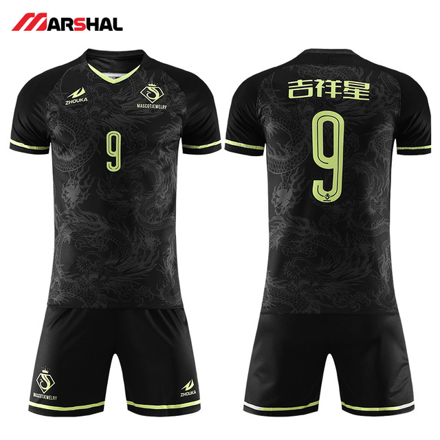 60d1209bfd1 Customized club design for soccer team uniform jersey football shirt maker  on line