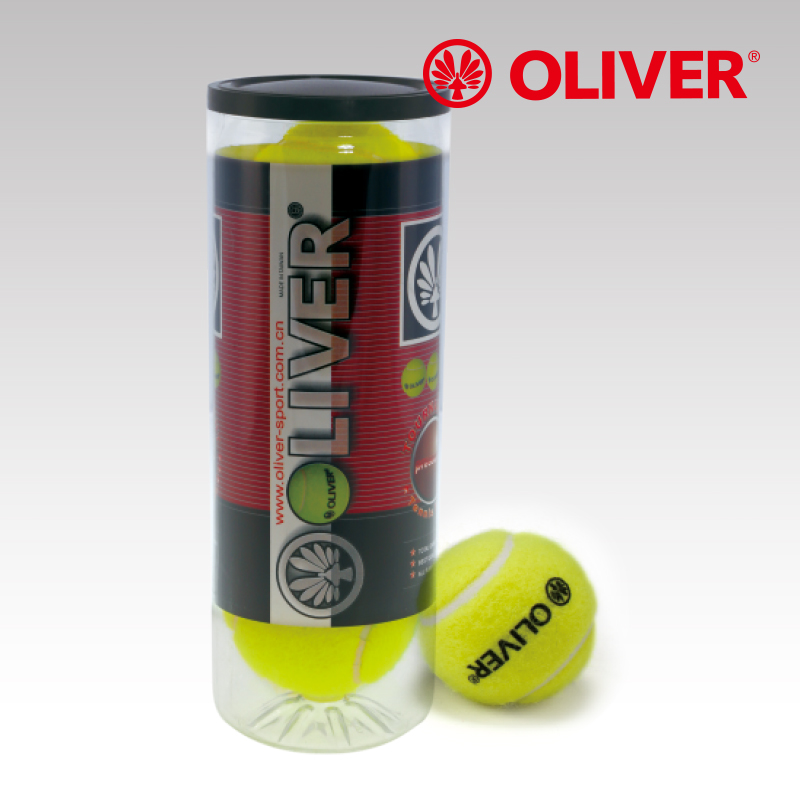 Oliver Tennis Balls With Net Pressure High Resilience Practice Durable Tennis Ball  For Training For Beginners And Competetion