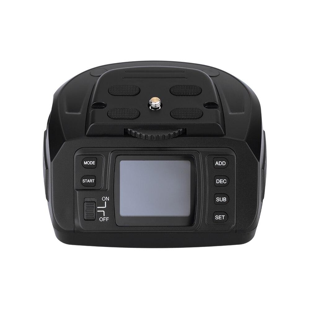 bilder für Ad-10 elektronische 360 grad automatische panorama stativkopf motorisierte stativ kugelkopf für canon nikon sony pentax dslr kameras