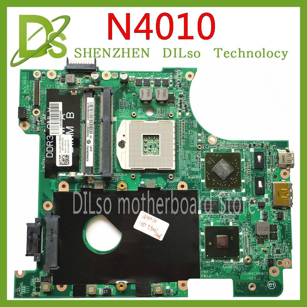 KEFU N4010 Per Dell Inspiron 14R N4010 CN-0951K7 0951K7 951K7 scheda madre DAUM8CMB8C0 REV: C HM57 HD5650M 100% Provato scheda madreKEFU N4010 Per Dell Inspiron 14R N4010 CN-0951K7 0951K7 951K7 scheda madre DAUM8CMB8C0 REV: C HM57 HD5650M 100% Provato scheda madre