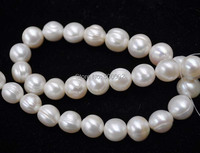 Free shipping 1 strands big 12 13mm Baroque freshwater pearl wholesale