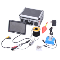 Fish Finder 30m Professional Underwater Fishing Video Camera Monitor Waterproof Fishing Finder With 1000TVL Camera