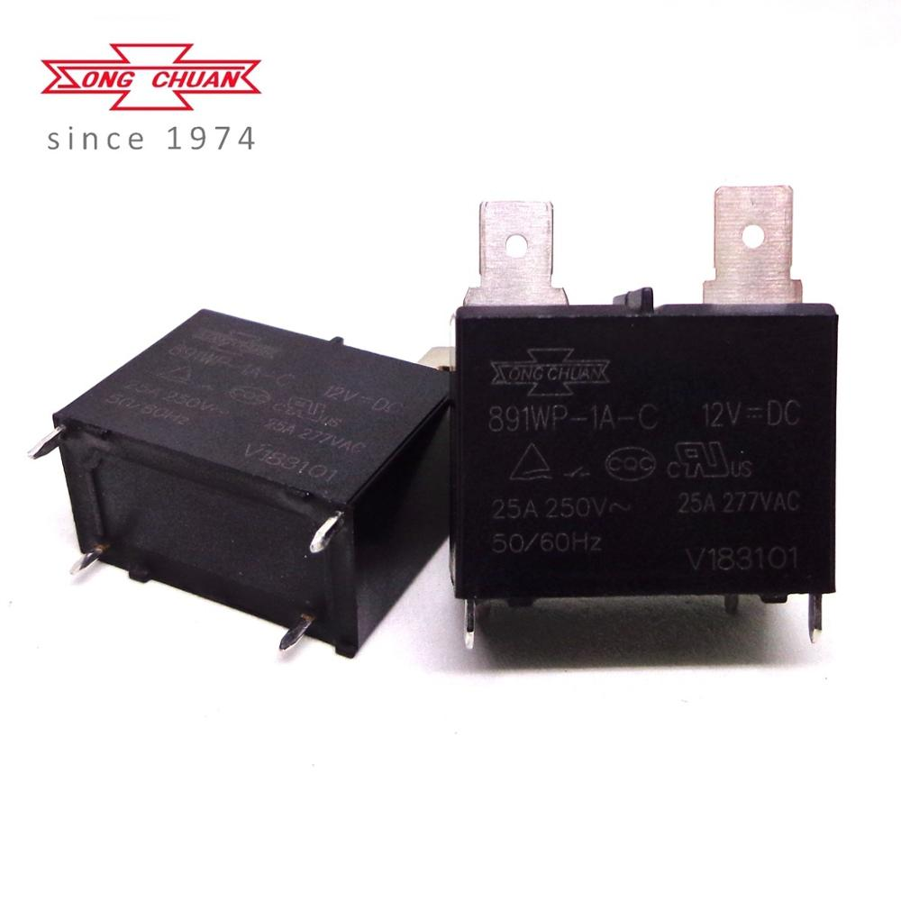 1pcs 891WP-1A-C-24VDC  SONG CHUAN Relay Brand New