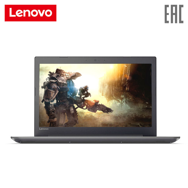 Ноутбук lenovo 320-15IKBA 15,6/i3-7100U (H) /4 ГБ/500 ГБ/R520 2 ГБ/noODD/Win10/серый (80YE0003RK) В наборе MS Office для дома и учебы