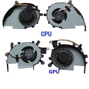 Novo Laptop GPU CPU Fan Para ACER Aspire V5-572G V5-552 V5-472 V7-582PG V5-472G V5-472PG V5-473P V5-473PG V5-552P V5-572PG V5-573G